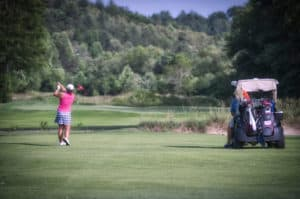 Georgia Mountain Parkway - Old Toccoa Farm is the newest golf course to open in North Georgia