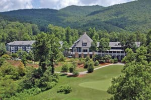 Georgia Mountain Parkway - Brasstown Valley Resort in Young Harris, Georgia, makes for a beautiful destination