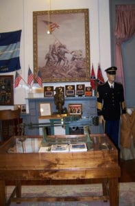 Georgia Mountain Parkway - Historic artifacts are on display at the Union County History Museum in Blairsville, Georgia