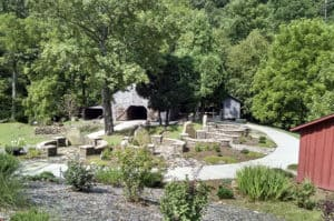 Georgia Mountain Parkway - The Reece Farm in Blairsville, Georgia, is a must-visit for history buffs