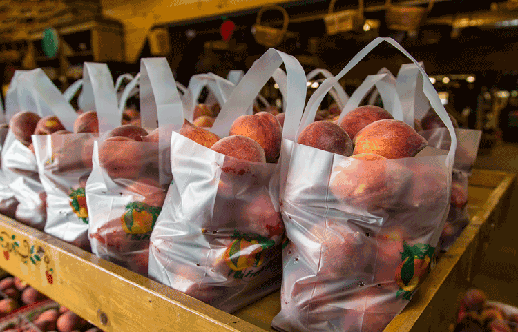 Mercier Orchards Fresh Peaches